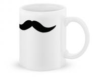 Mug, Moustache
