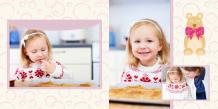 Photo book Little Princess!, 20x20 cm