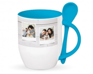Mug with spoon, Newest Memories